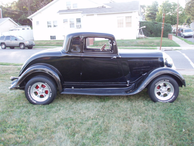1932 Plymouth Coupe Street Rod for Sale