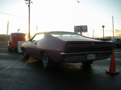 Ford Gran Torino Elite I also have a 74 gte, and while it - JustAnswer